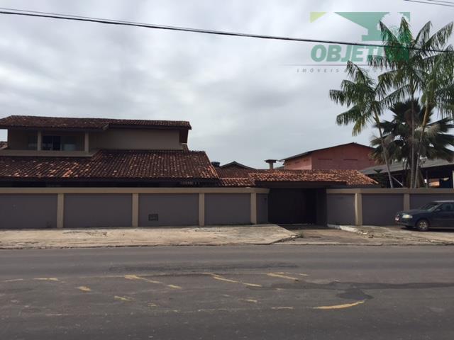 Casa residencial à venda, Trem, Macapá - CA0233.