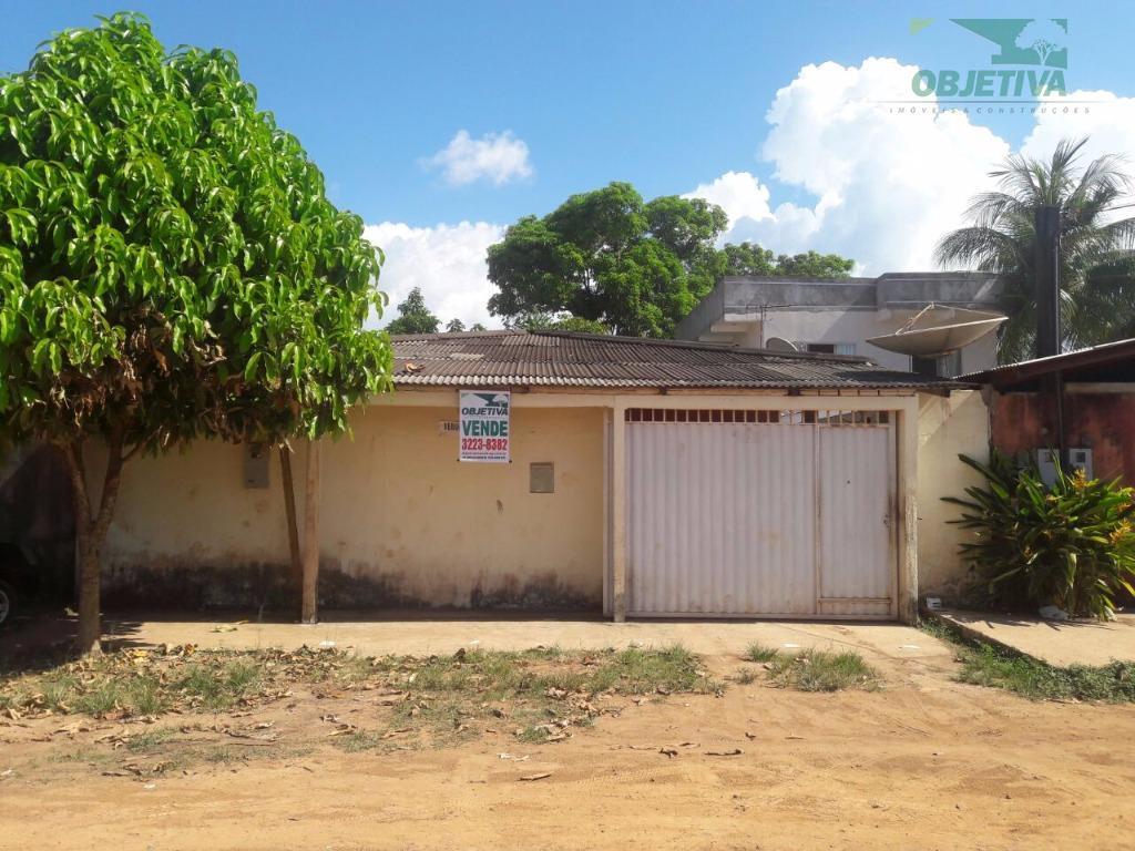Casa residencial à venda, Brasil Novo, Macapá.