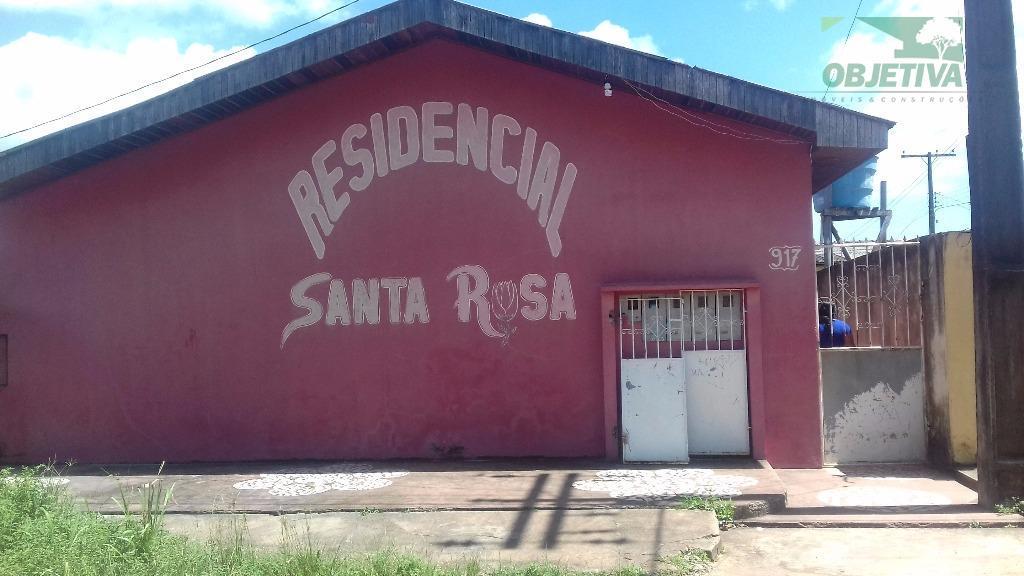 Kitnet residencial à venda, Marabaixo, Macapá.