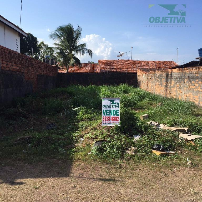 Terreno residencial à venda, Jardim Marco Zero, Macapá.