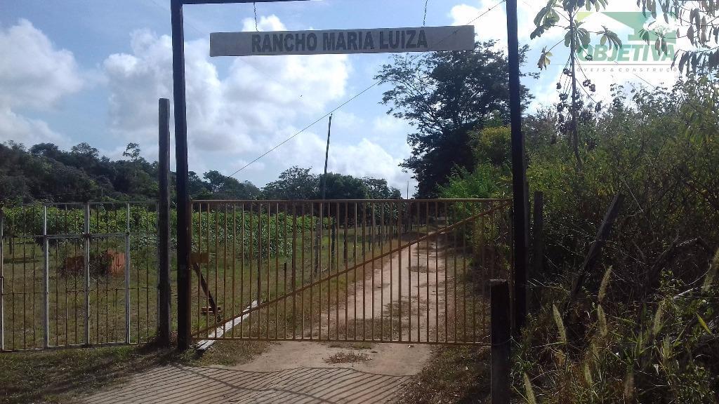 Chácara residencial à venda, Fazendinha, Macapá.