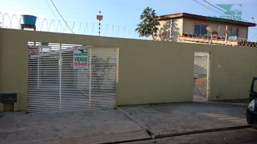 Casa residencial à venda, Jardim Equatorial, Macapá.