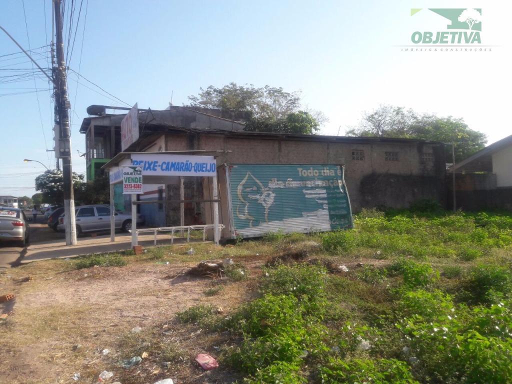 Terreno residencial à venda, Trem, Macapá.