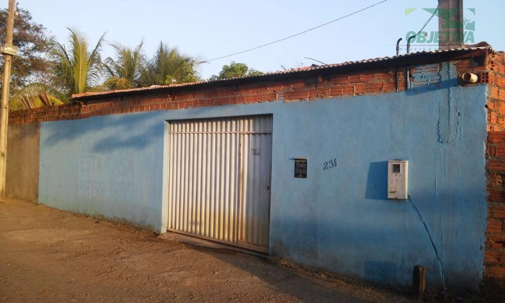 Casa residencial à venda, Goiabal, Macapá.