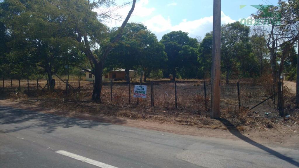 Terreno rural à venda, Fazendinha/Universidade, Macapá.