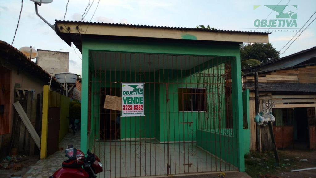 Kitnet residencial à venda, Santa Inês, Macapá.