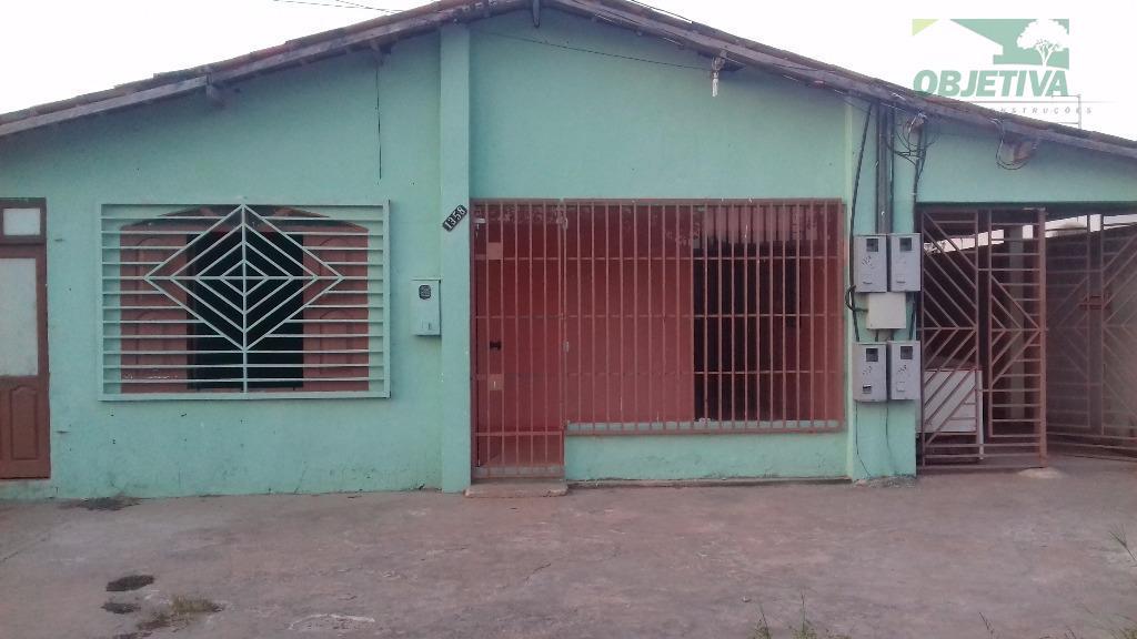 Kitnet residencial à venda, Jardim Marco Zero, Macapá.