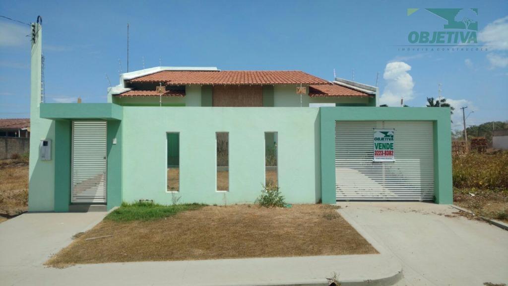 Casa residencial à venda, Fazendinha, Macapá.