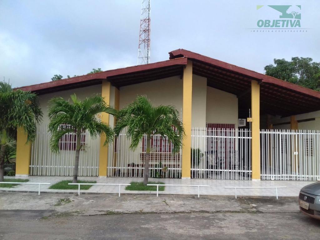 Casa residencial à venda, Cabralzinho, Macapá.