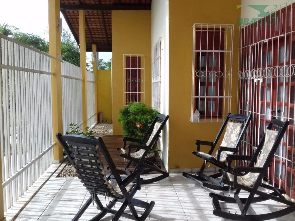 imóvel residencial localizado na alameda calçoene, quadra h, casa 01, bairro cabralzinho, contendo as seguintes dependências:...