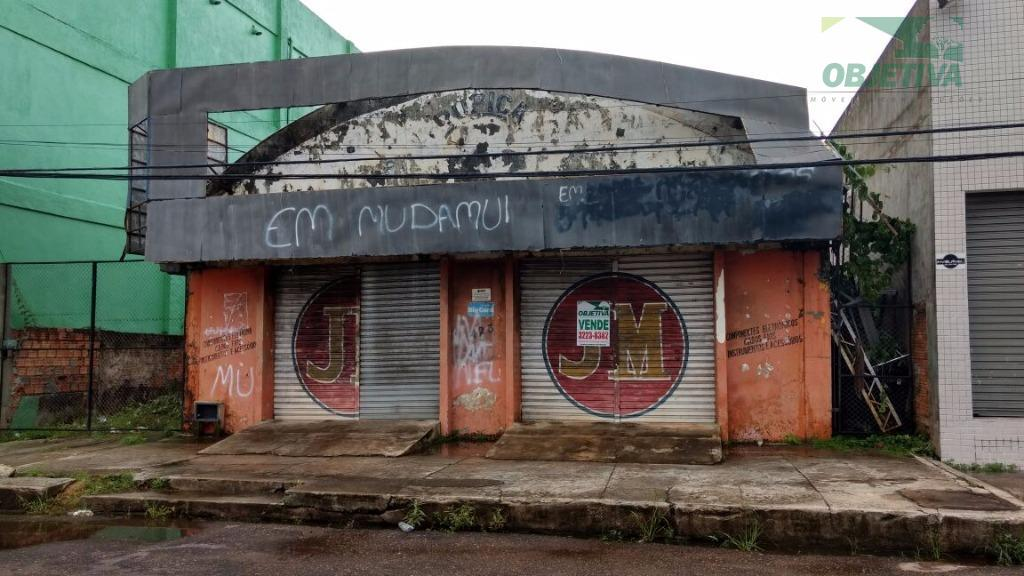 Galpão comercial à venda, Central, Macapá.