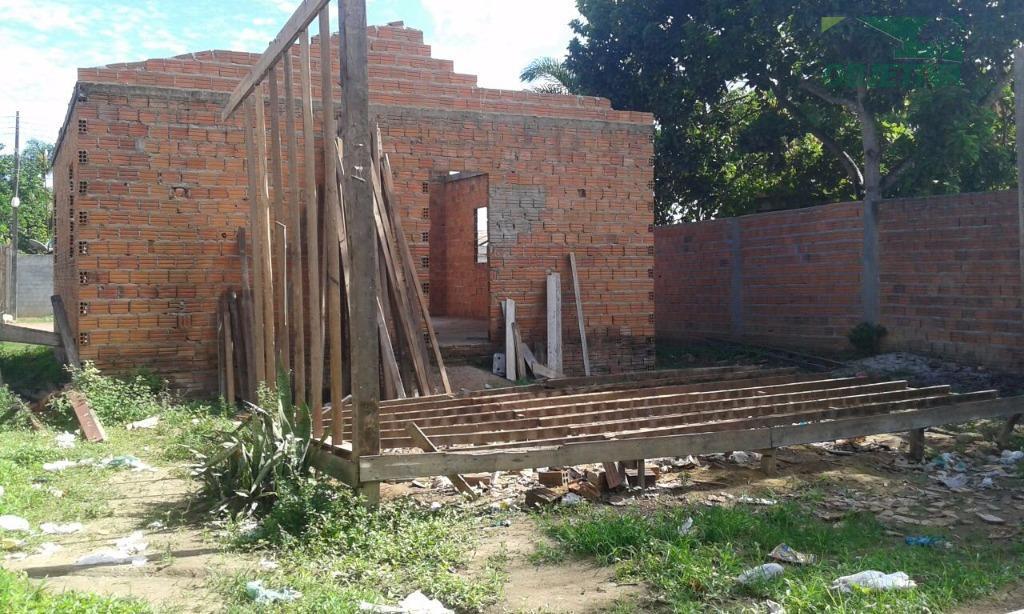 Casa residencial à venda, Lagoa Azul, Macapá.