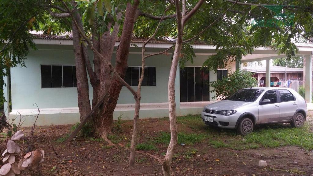 Casa residencial à venda, Zerão, Macapá.