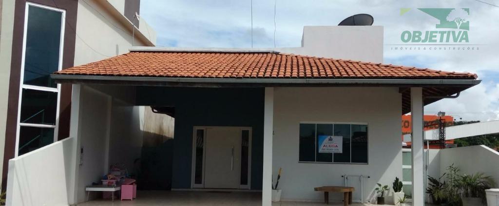 Casa residencial para locação, Universidade, Macapá.