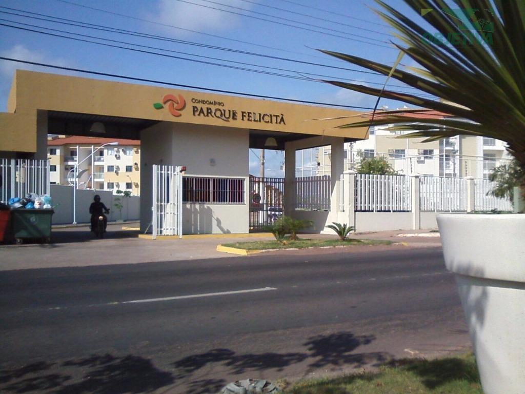 Apartamento residencial à venda, Julião Ramos, Macapá - AP0045.