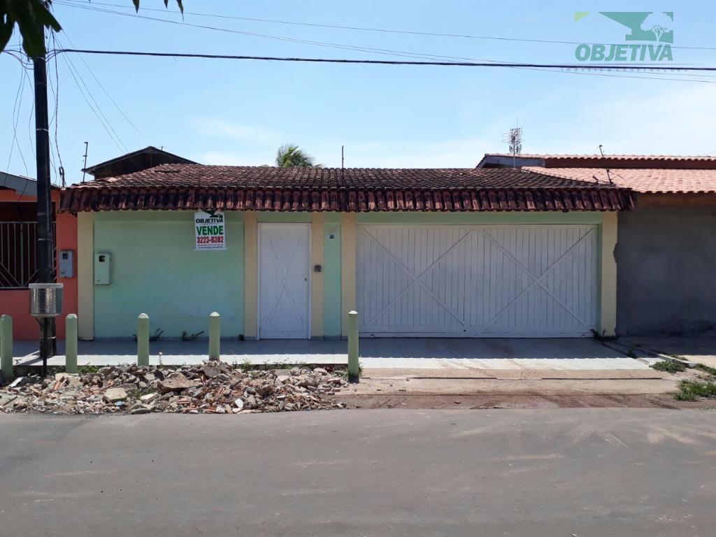 Casa residencial à venda, Renascer, Macapá.
