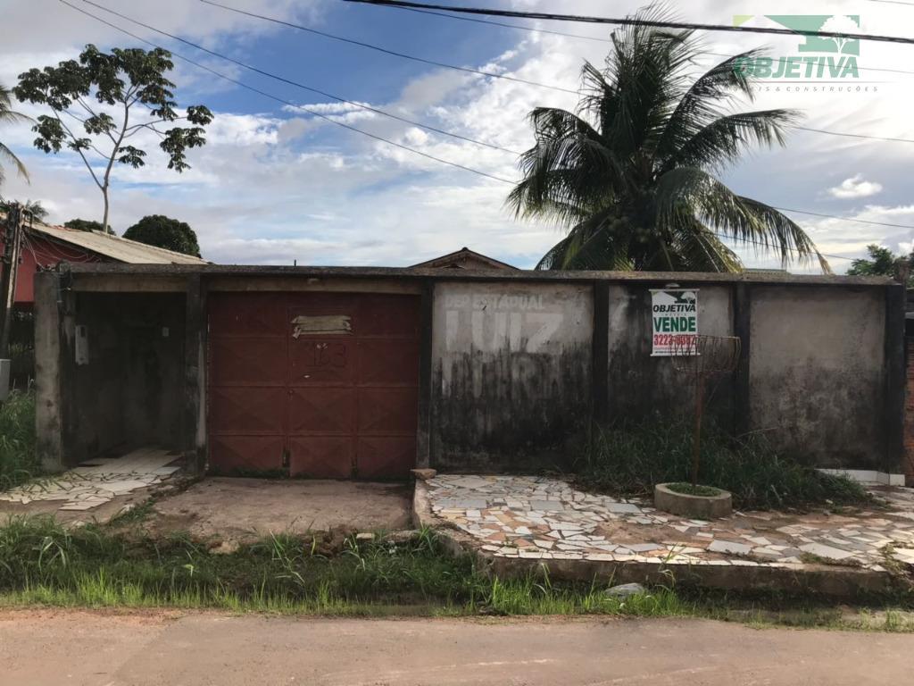 Casa residencial à venda, São Lázaro, Macapá.