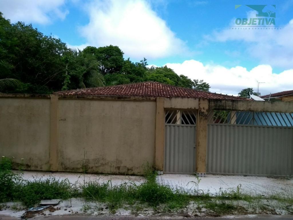 Casa residencial para venda e locação, Cabralzinho, Macapá.