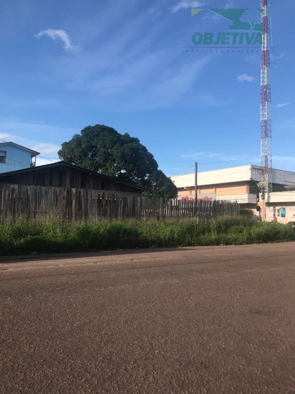 Terreno residencial à venda, Buritizal, Macapá.