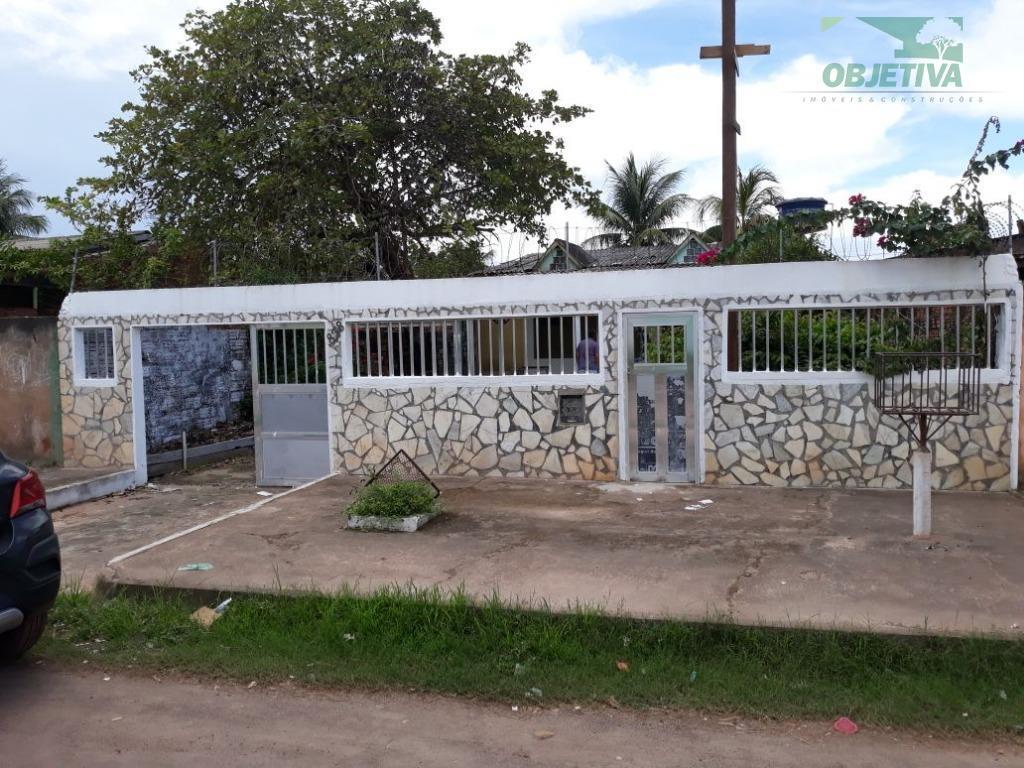 Casa residencial à venda, Infraero I, Macapá.