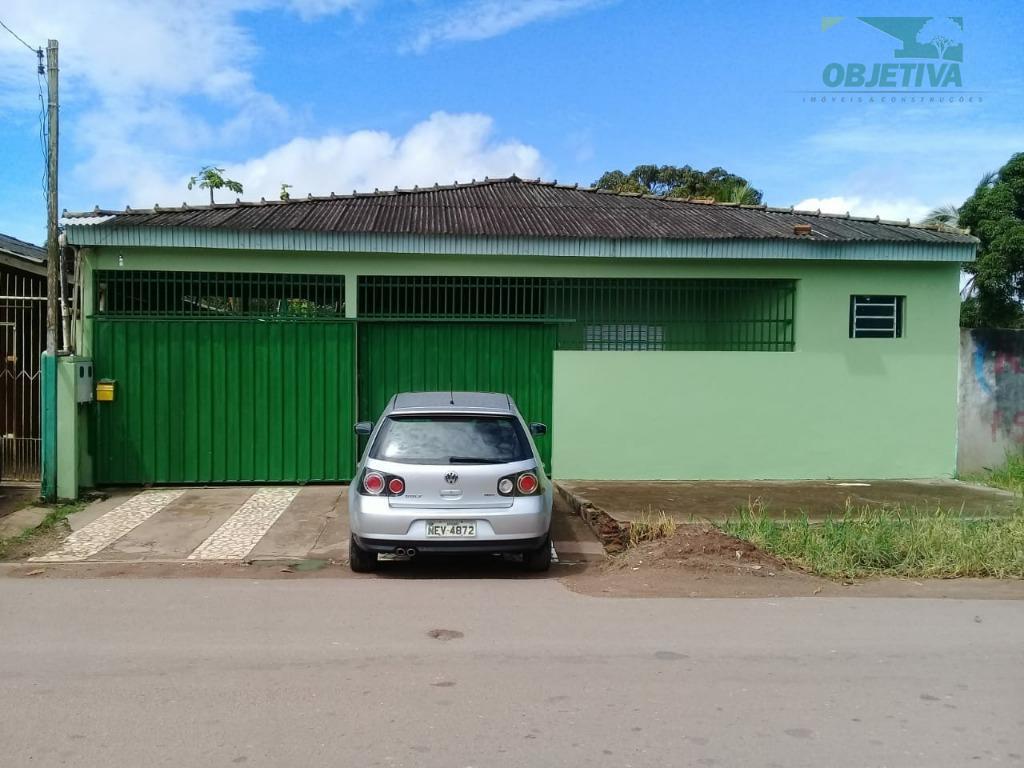 Casa residencial à venda, Novo Horizonte, Macapá.