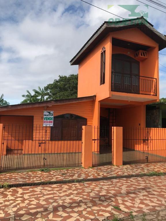 Casa residencial à venda, Pacoval, Macapá.