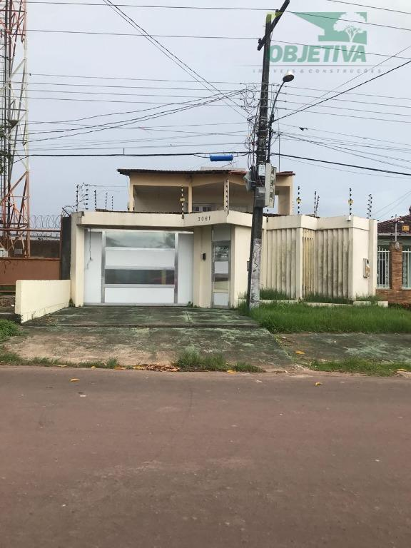 Casa residencial à venda, Santa Rita, Macapá.
