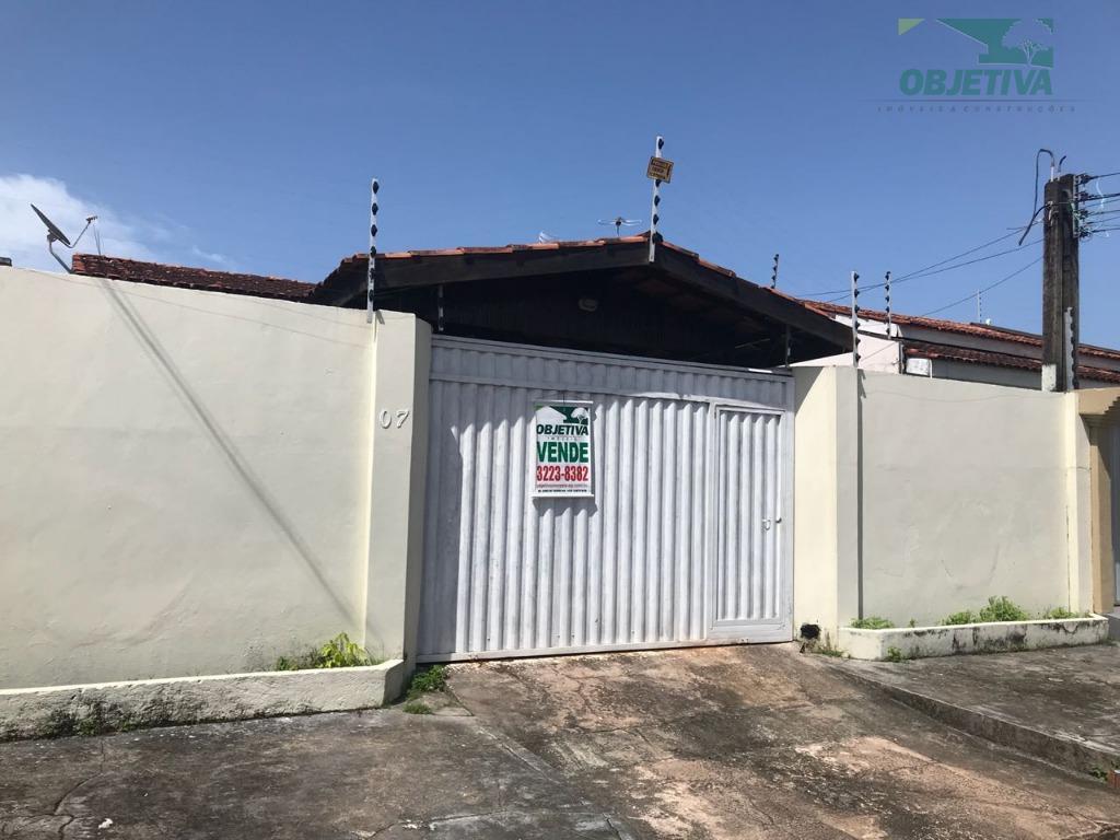 Casa residencial à venda, Pedrinhas, Macapá.