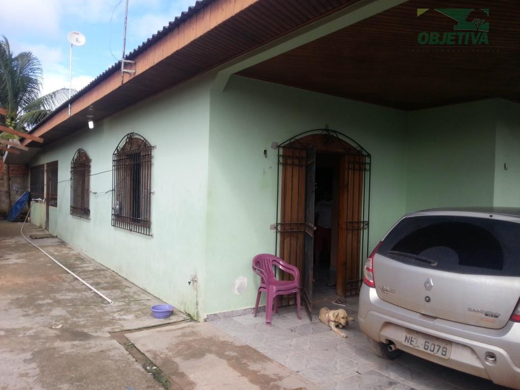 Casa  residencial à venda, Loteamento Açaí, Macapá.
