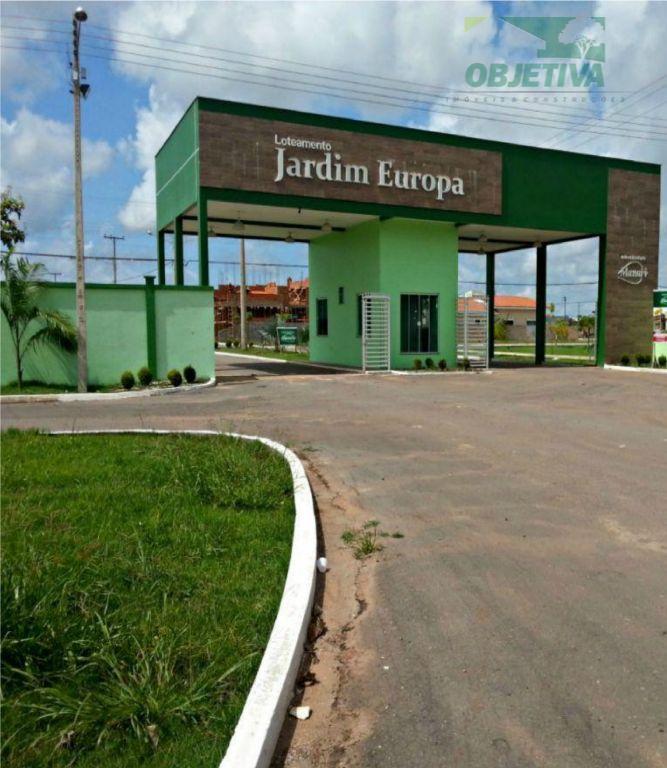 Terreno  residencial à venda, Loteamento Jardim Europa, Macapá.