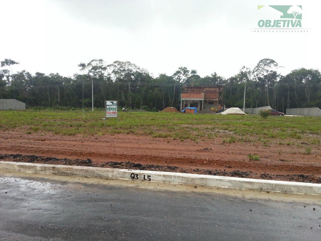 Terreno  residencial à venda, localizado Loteamento Cidade Jardim, Macapá.