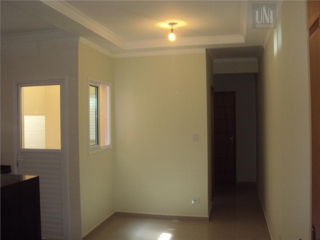 Apartamento  residencial à venda, Parque Novo Oratório, Santo André.