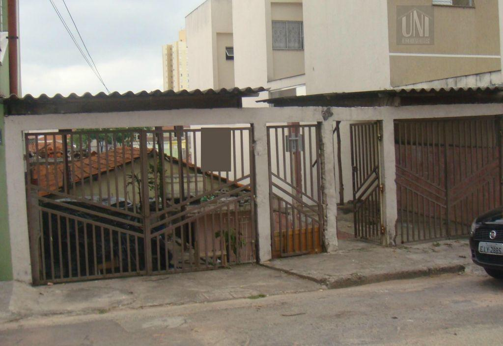 Terreno residencial à venda, Vila Santo Alberto, Santo André.
