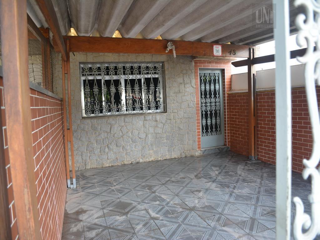 Casa residencial para locação, Vila Dom Pedro II, São Paulo.