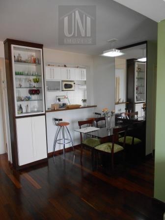Apartamento residencial para locação, Cambuci, São Paulo.