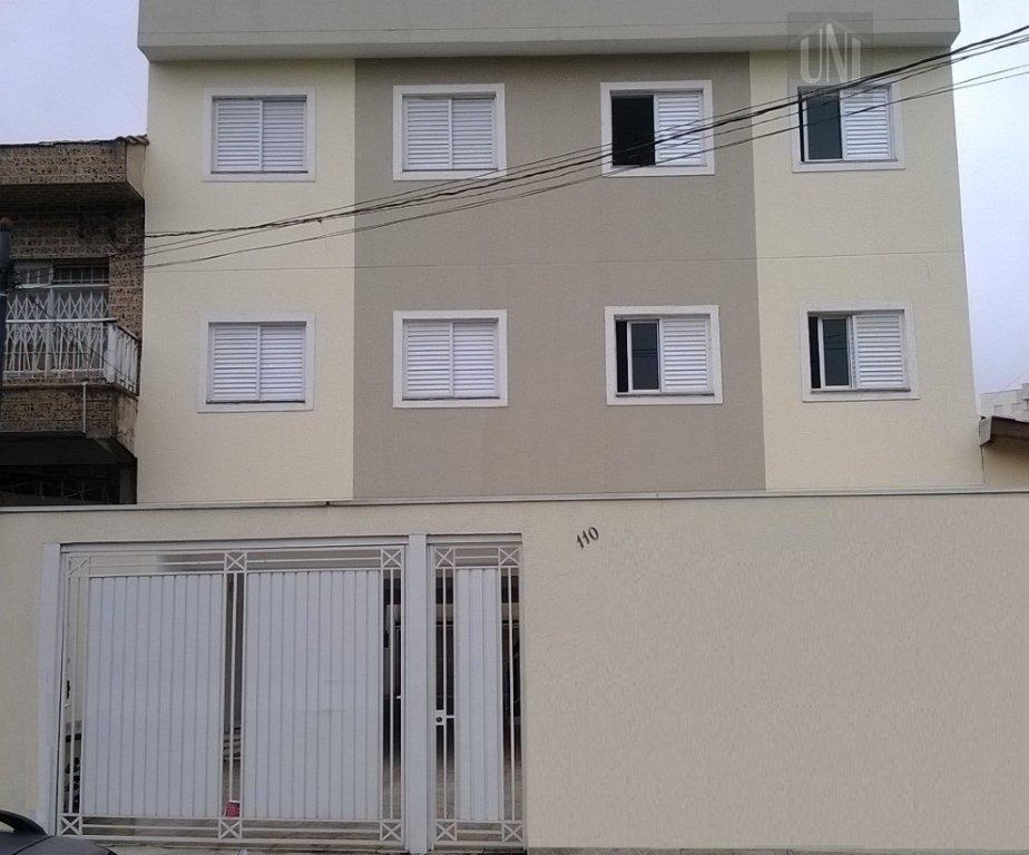 Apartamento residencial para locação, Vila Tibiriçá, Santo André.
