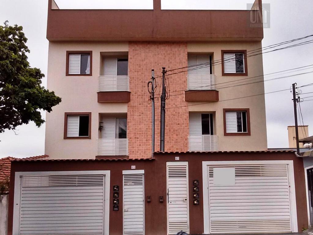 Cobertura residencial à venda, Utinga, Santo André.