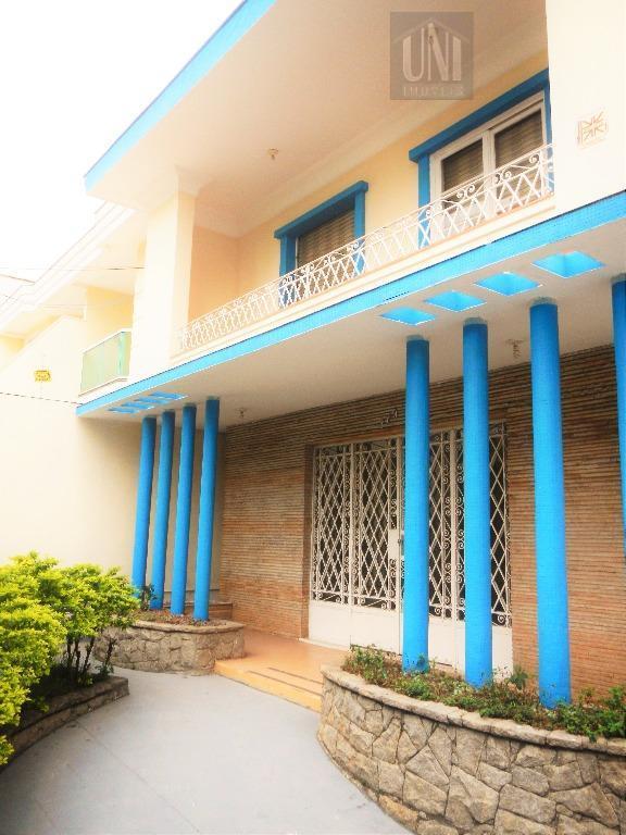 Sobrado residencial para locação, Vila Mariana, São Paulo.