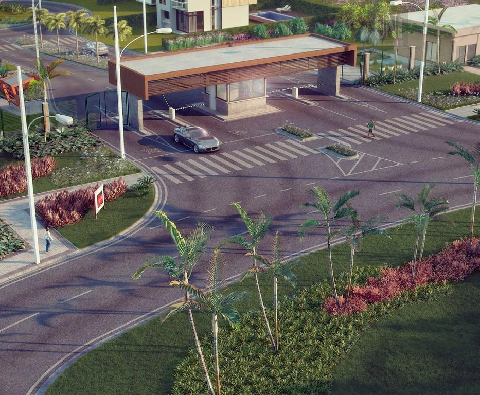 Terreno residencial à venda, Vila Martins, Itu.