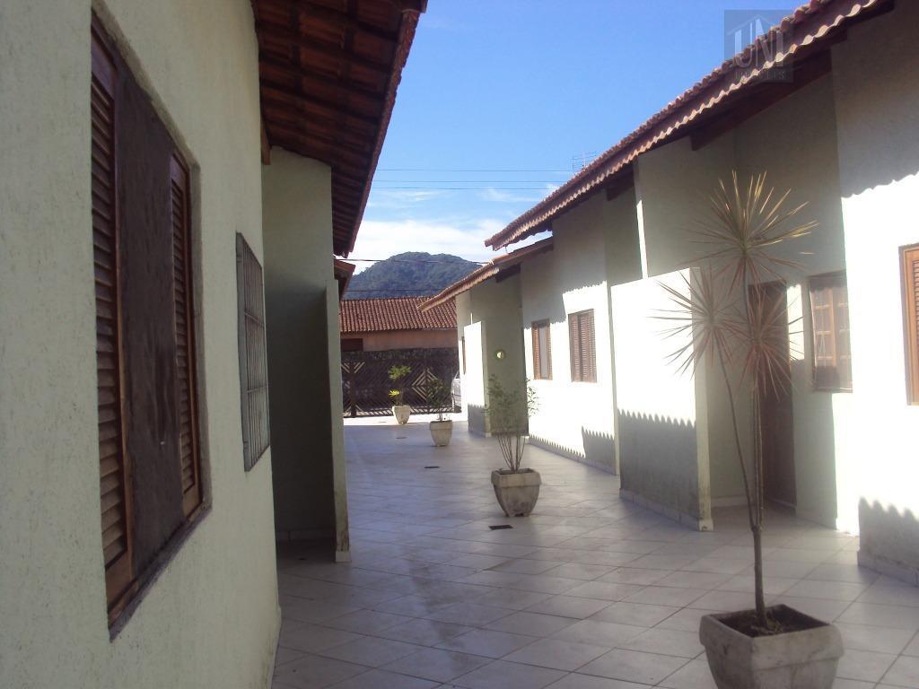 Casa residencial à venda, Vila Atlântica, Mongaguá.