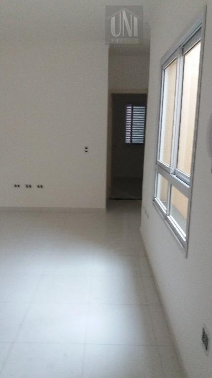 Apartamento residencial para locação, Parque Oratório, Santo André.