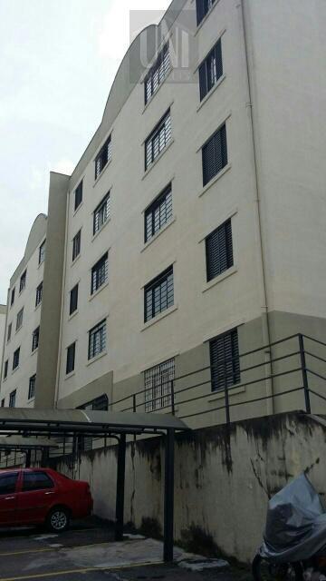 Apartamento residencial à venda, Jardim Cintia, Mogi das Cruzes.