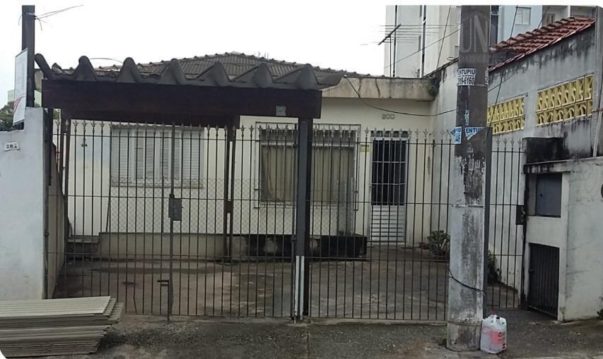 Casa residencial para locação, Vila Valparaíso, Santo André.