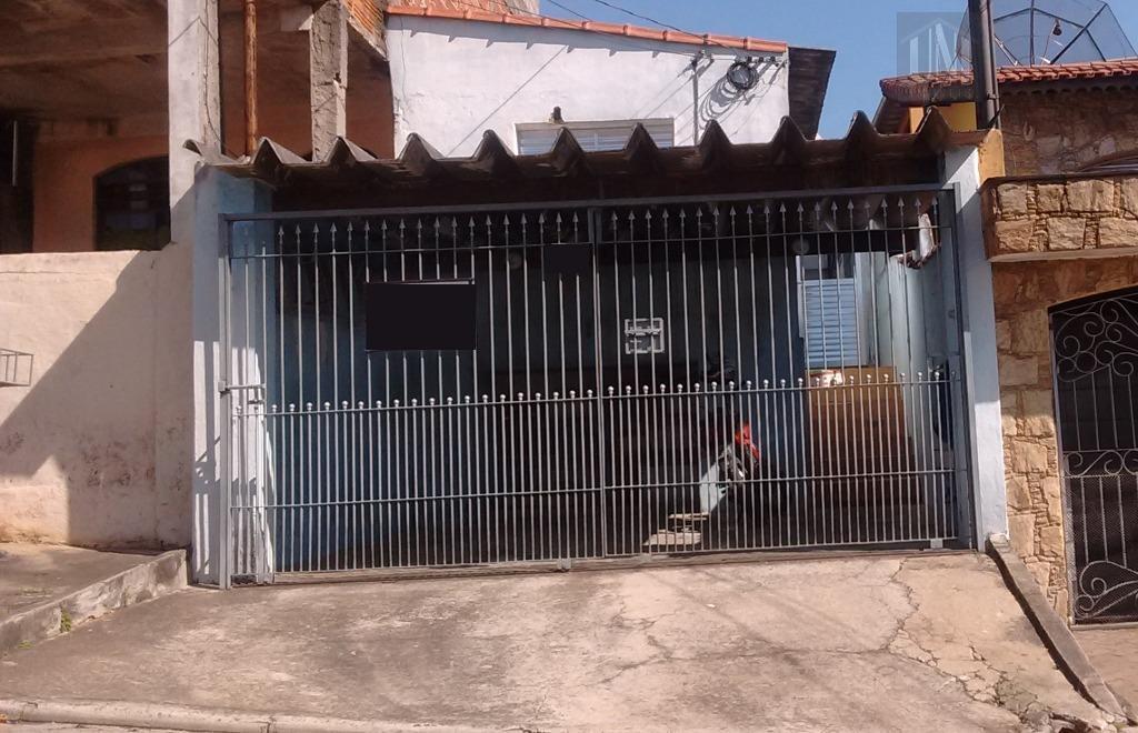 Casa residencial à venda, Parque Erasmo Assunção, Santo André.