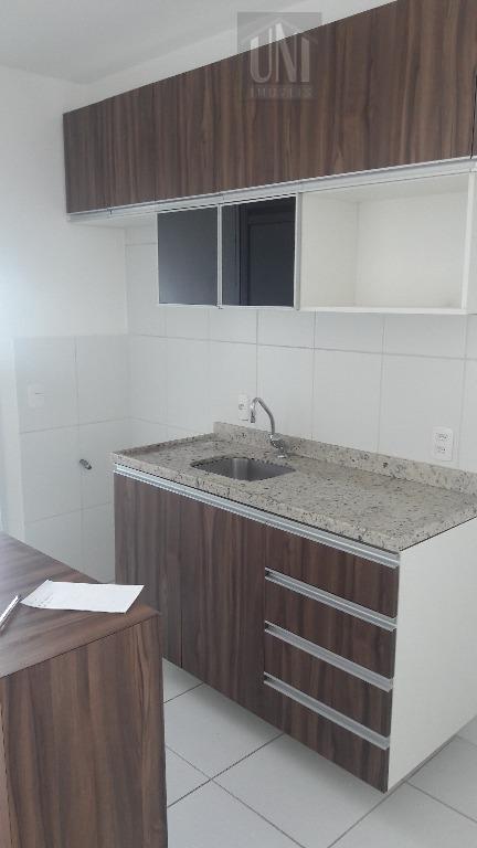 Apartamento residencial para locação, Vila Metalúrgica, Santo André.
