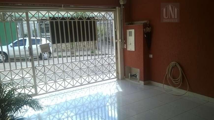 Sobrado residencial para locação, Vila São Pedro, Santo André.