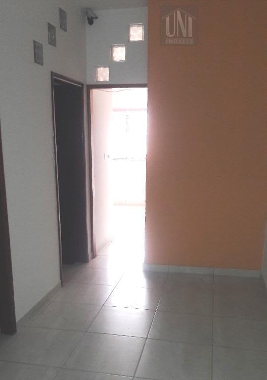 Sala comercial para locação, Bangu, Santo André.