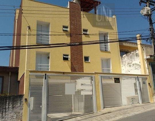 Apartamento residencial à venda, Vila Progresso, Santo André.