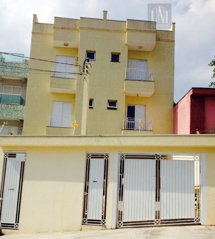 Apartamento residencial para locação, Parque das Nações, Santo André - AP1275.