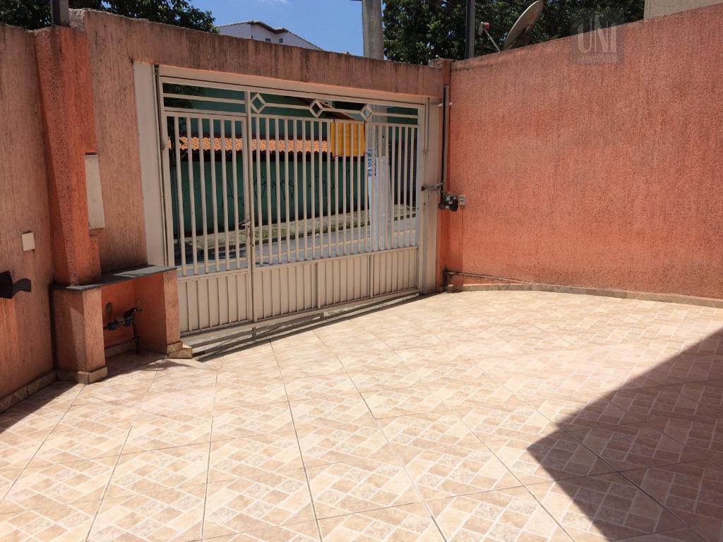 Sobrado residencial à venda, Parque Erasmo Assunção, Santo André.